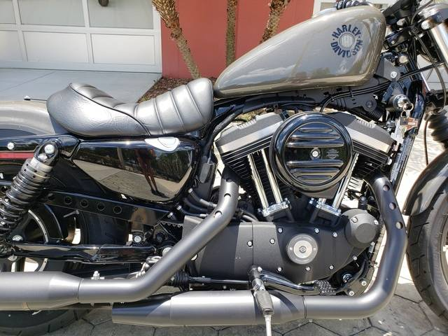 2019 Harley-Davidson Iron 883™ in Orlando, Florida - Photo 11