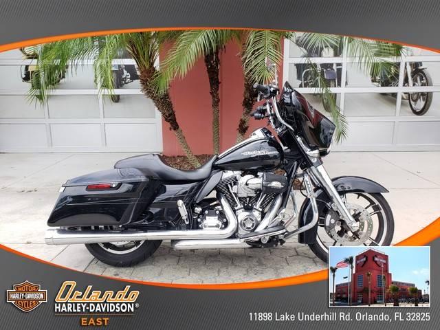 2016 Harley Davidson Street Glide Special In Orlando Florida