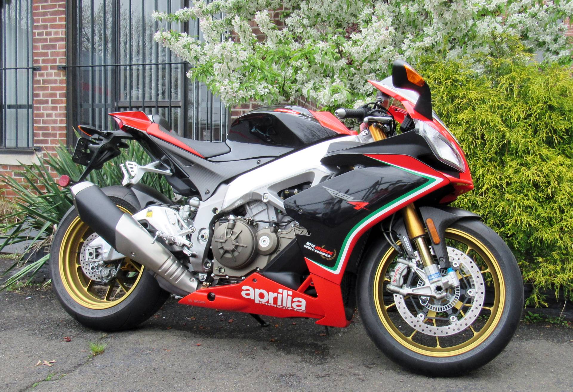 Used 2013 Aprilia Rsv4 Factory Aprc Abs Motorcycles In New Haven Ct