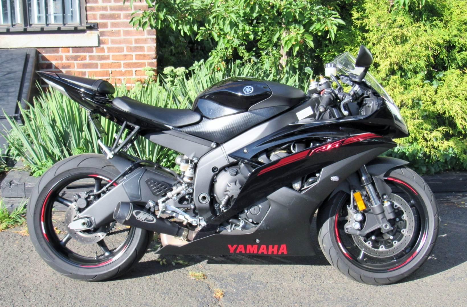 2015 Yamaha YZF-R6 for sale 67234