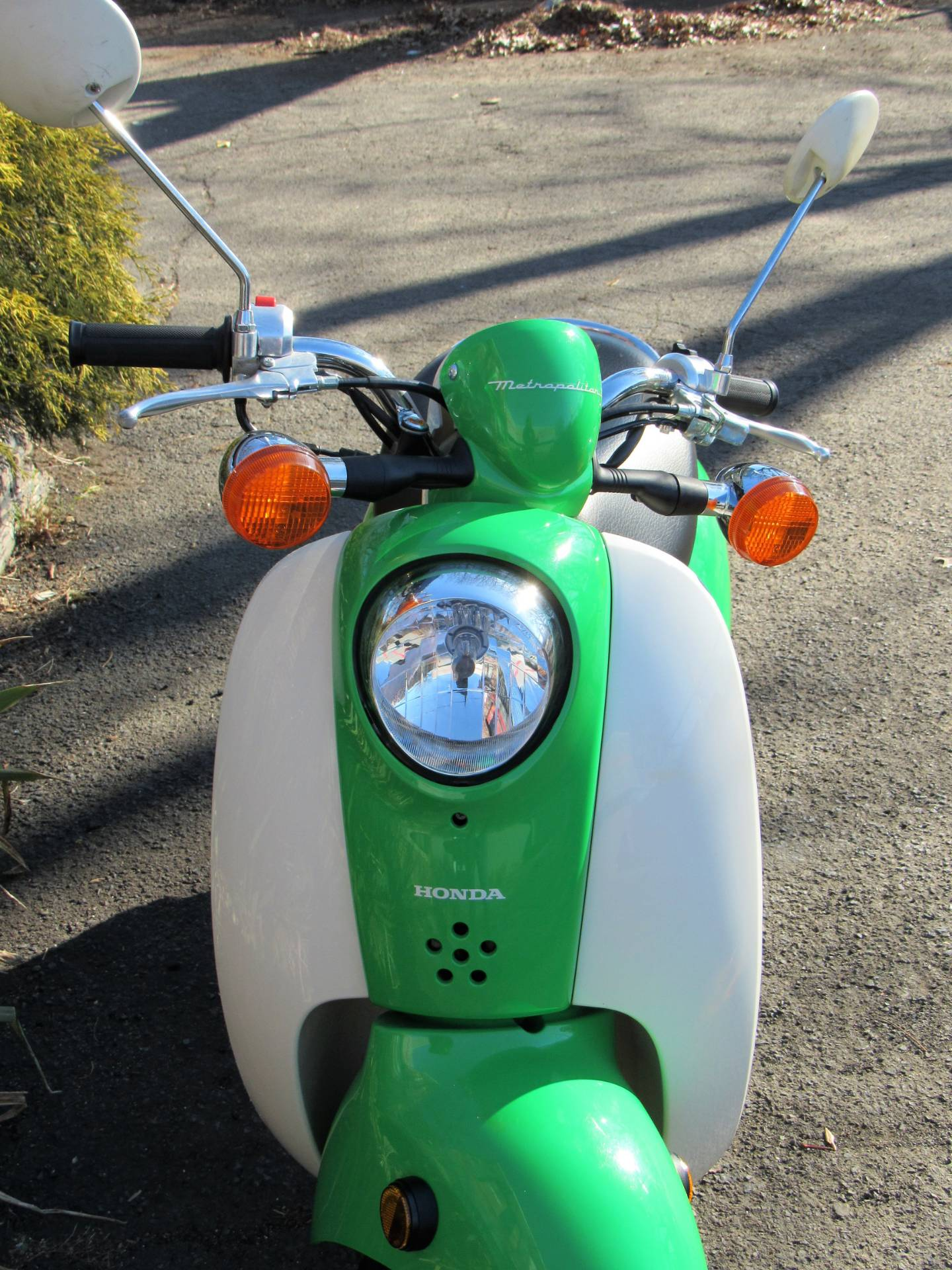 2004 Honda Metropolitan II in New Haven, Connecticut - Photo 6