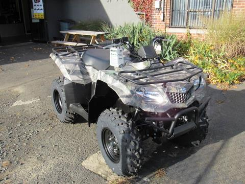 2017 Suzuki KingQuad 400ASi Camo in New Haven, Connecticut