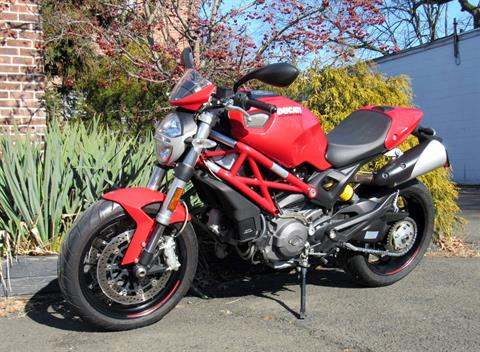2011 Ducati Monster 796 in New Haven, Connecticut