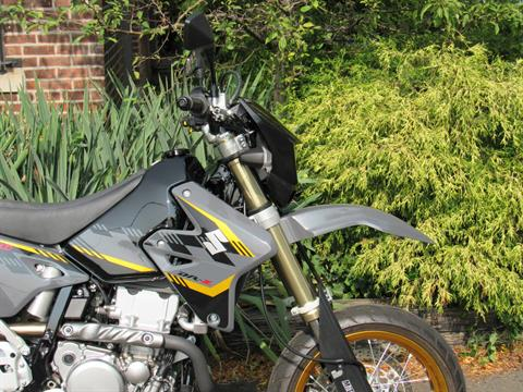 2016 Suzuki DR-Z400SM in New Haven, Connecticut - Photo 9