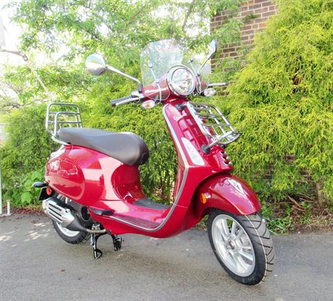 2020 Vespa Primavera 150 iGet Touring in New Haven, Connecticut