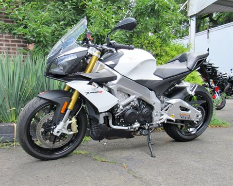 2015 Aprilia Tuono V4 R APRC ABS in New Haven, Connecticut