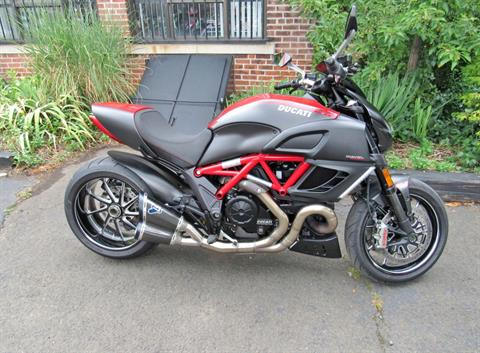 2013 Ducati Diavel Carbon in New Haven, Connecticut
