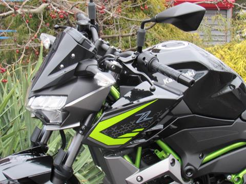 2020 Kawasaki Z400 ABS in New Haven, Connecticut - Photo 6