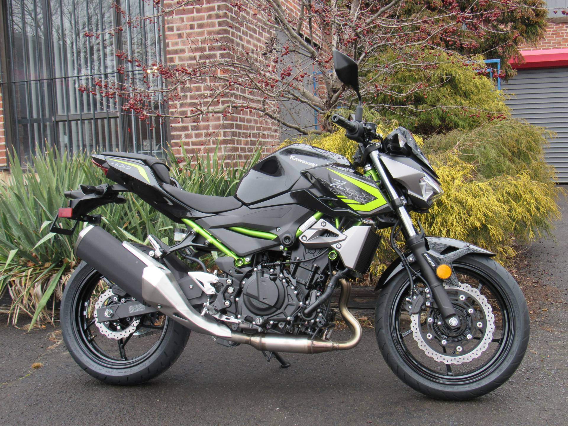2020 Kawasaki Z400 ABS in New Haven, Connecticut - Photo 1