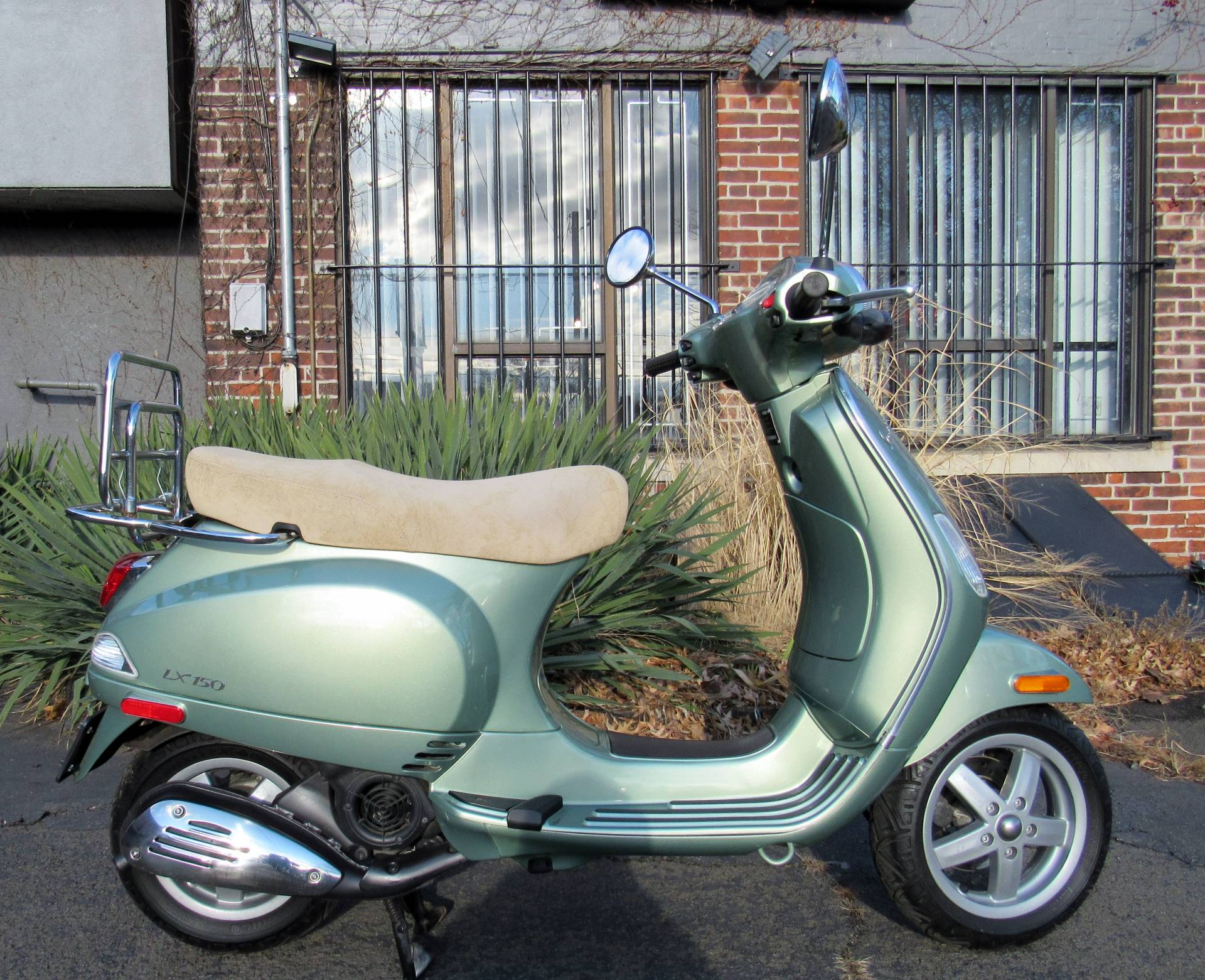 2007 Vespa LX 150 in New Haven, Connecticut