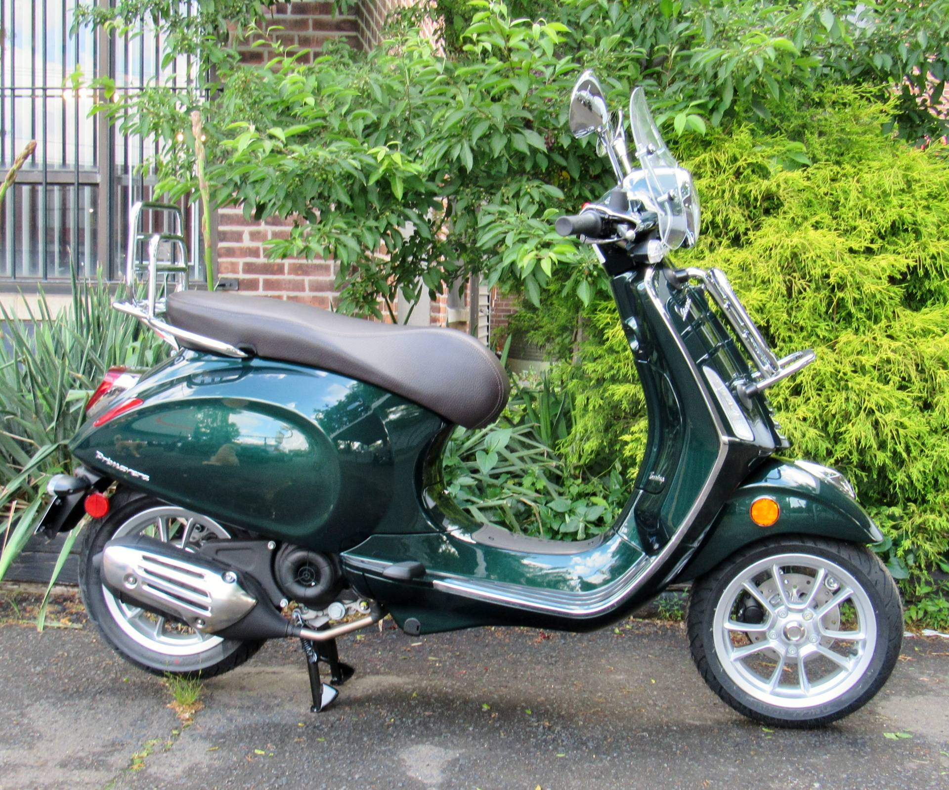 2020 Vespa Primavera Touring 50 in New Haven, Connecticut - Photo 1