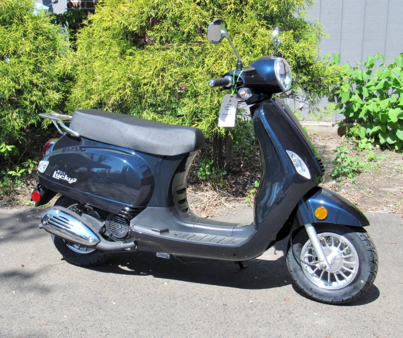 2018 Wolf Brand Scooters LUCKY 2 in New Haven, Connecticut
