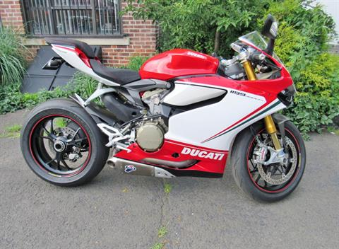 2012 Ducati 1199 Panigale S Tricolore in New Haven, Connecticut