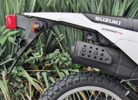 2019 Suzuki DR200S in New Haven, Connecticut - Photo 6