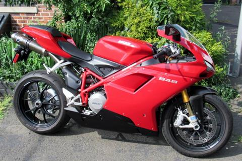 2008 Ducati Superbike 848 in New Haven, Connecticut