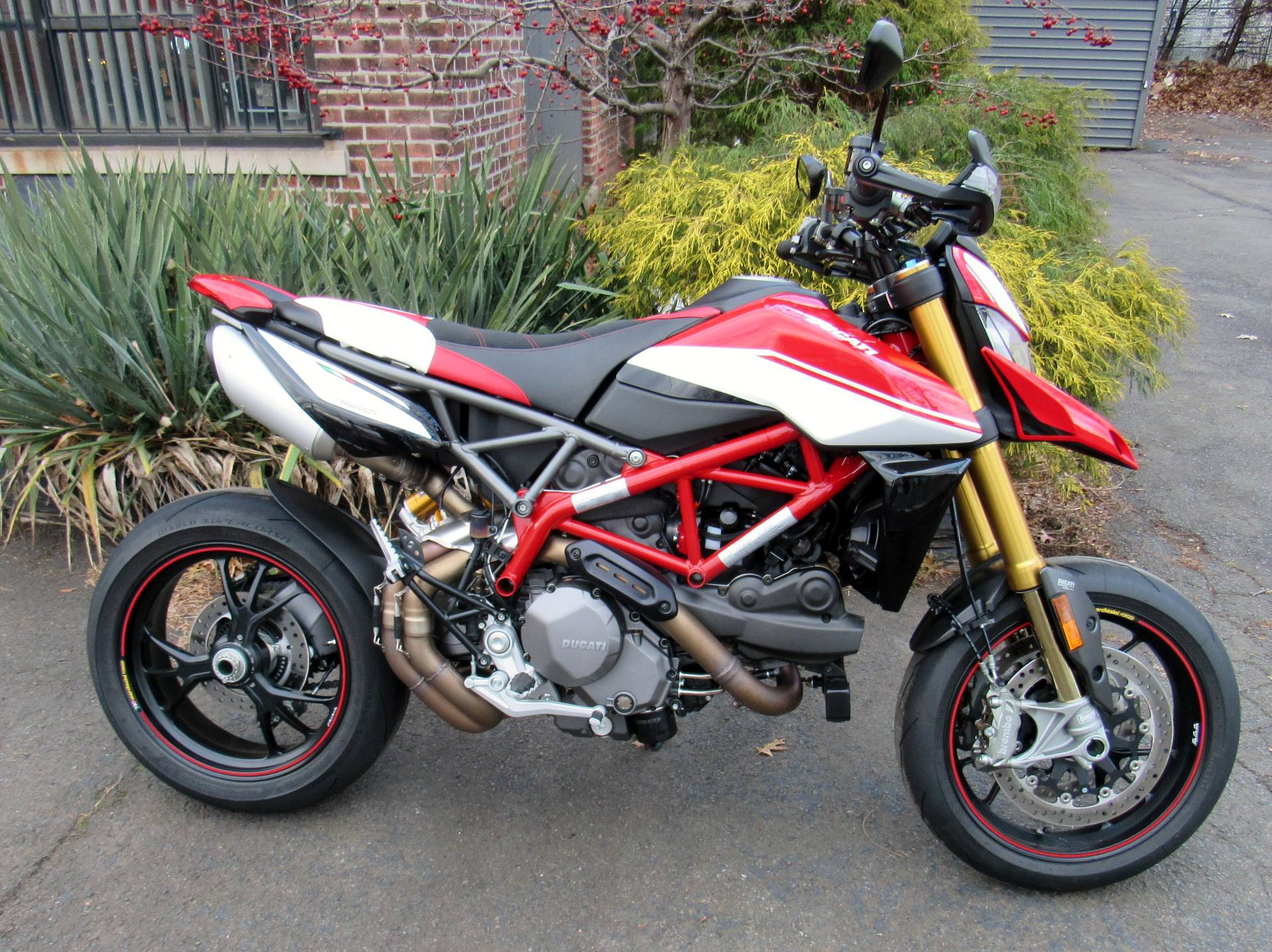 2019 Ducati Hypermotard 950 SP in New Haven, Connecticut - Photo 1