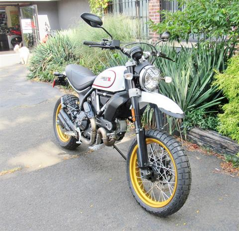 2017 Ducati Scrambler Desert Sled in New Haven, Connecticut - Photo 4