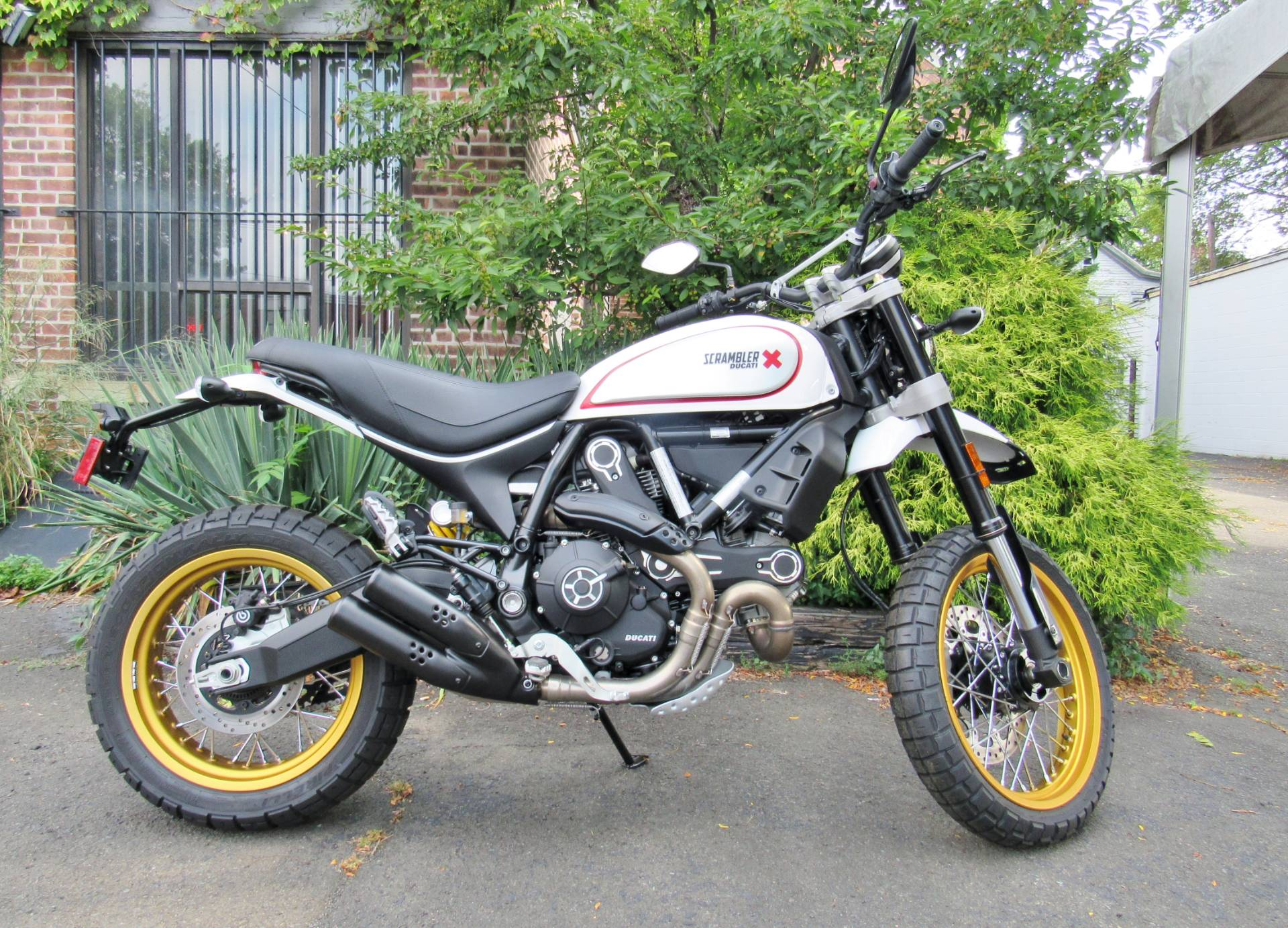 2017 Ducati Scrambler Desert Sled in New Haven, Connecticut - Photo 2