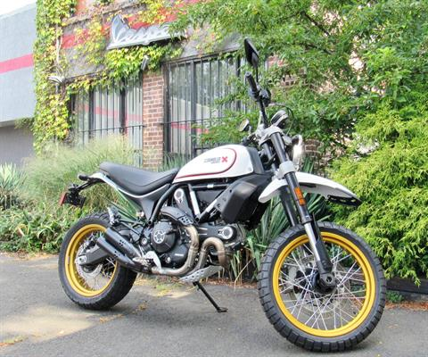 2017 Ducati Scrambler Desert Sled in New Haven, Connecticut - Photo 3