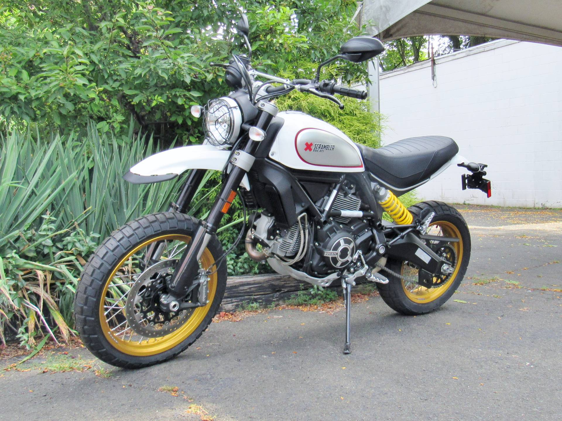 2017 Ducati Scrambler Desert Sled in New Haven, Connecticut - Photo 1