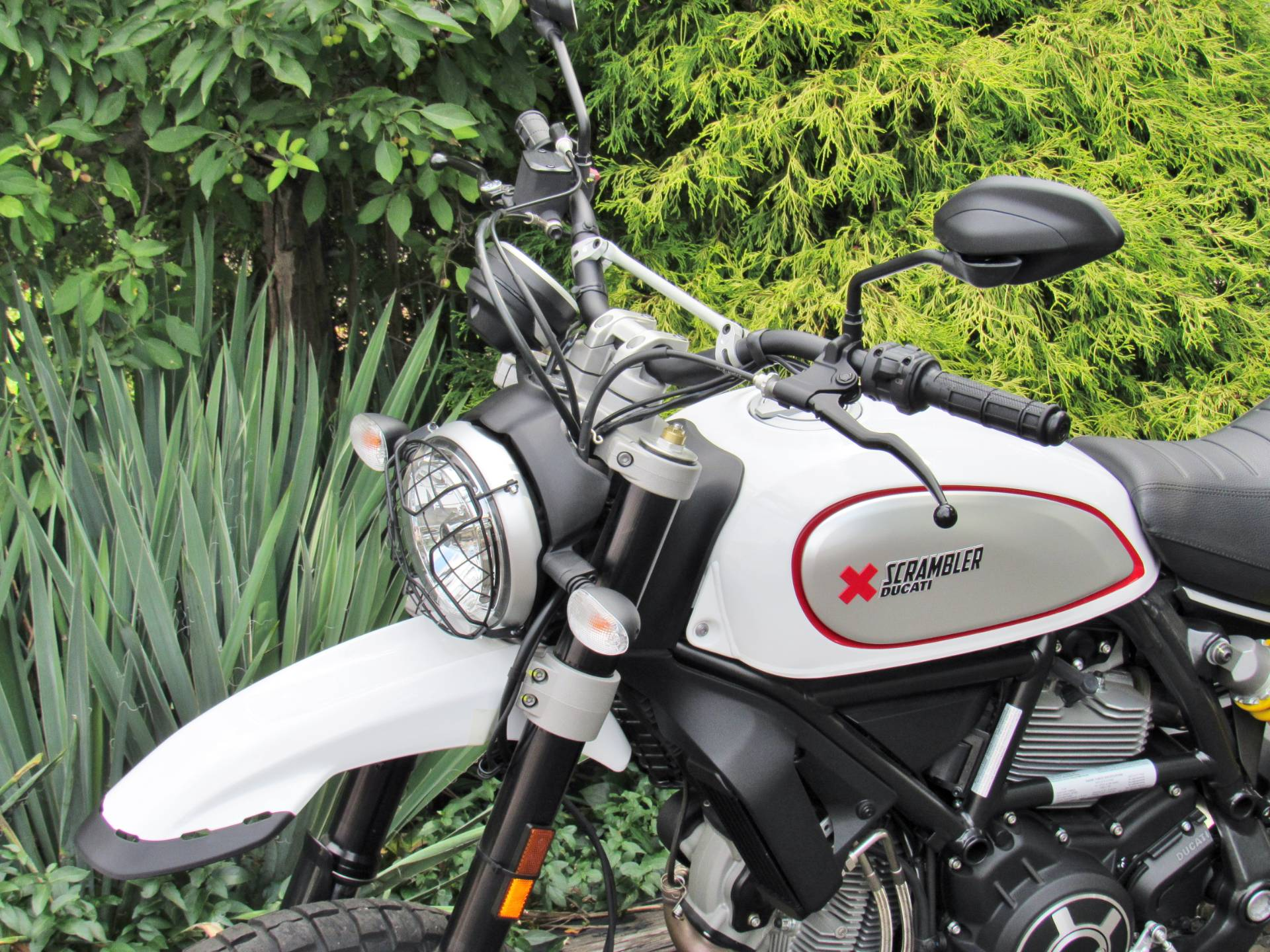 2017 Ducati Scrambler Desert Sled in New Haven, Connecticut - Photo 10