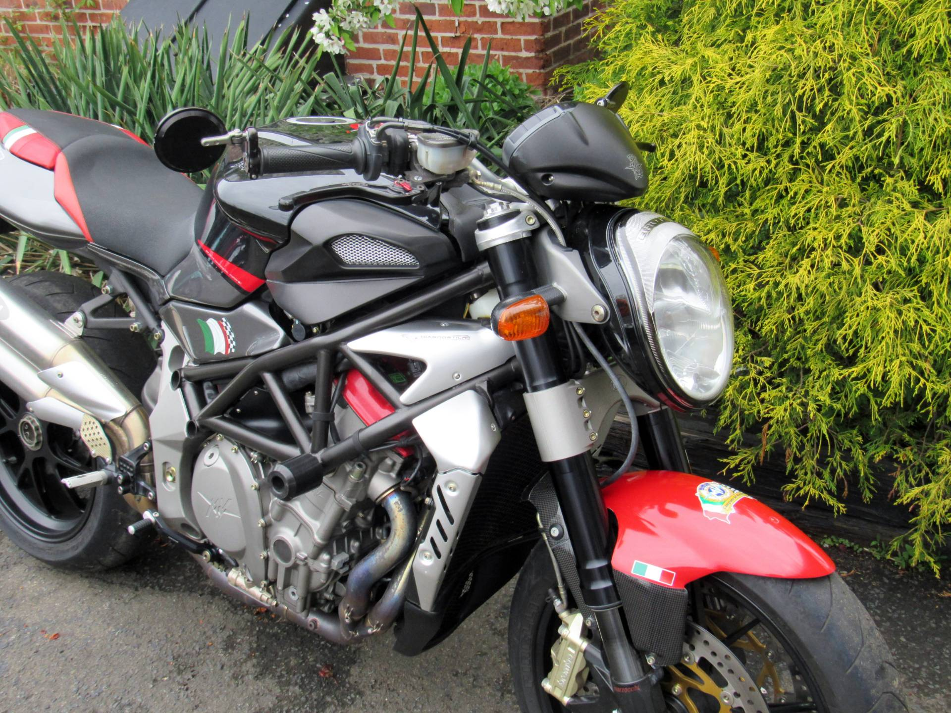 2008 MV Agusta Brutale 910R in New Haven, Connecticut - Photo 6