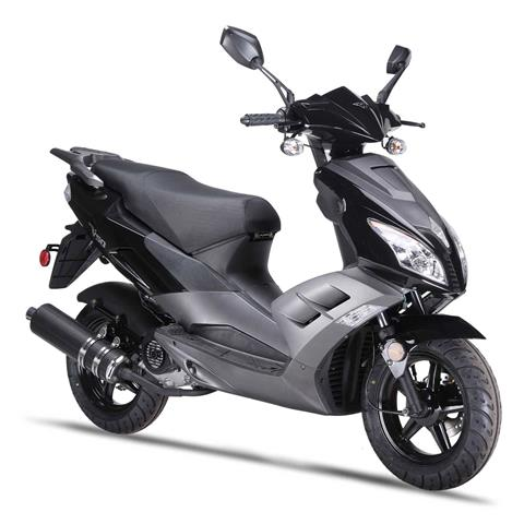 2019 Wolf Brand Scooters V50 in New Haven, Connecticut