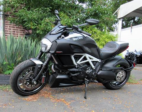 2015 Ducati Diavel Carbon in New Haven, Connecticut