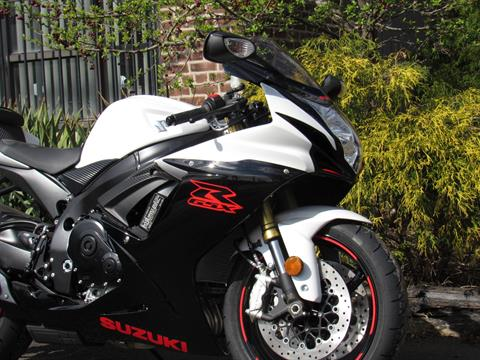 2019 Suzuki GSX-R750 in New Haven, Connecticut - Photo 4