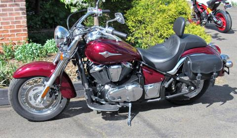 2009 Kawasaki Vulcan® 900 Classic in New Haven, Connecticut