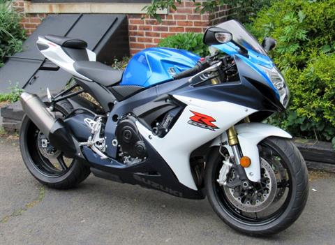 2012 Suzuki GSX-R750™ in New Haven, Connecticut