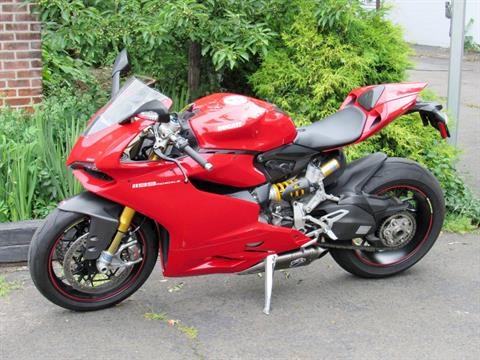2012 Ducati 1199 Panigale S in New Haven, Connecticut