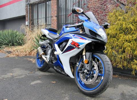 2007 Suzuki GSX-R600™ in New Haven, Connecticut