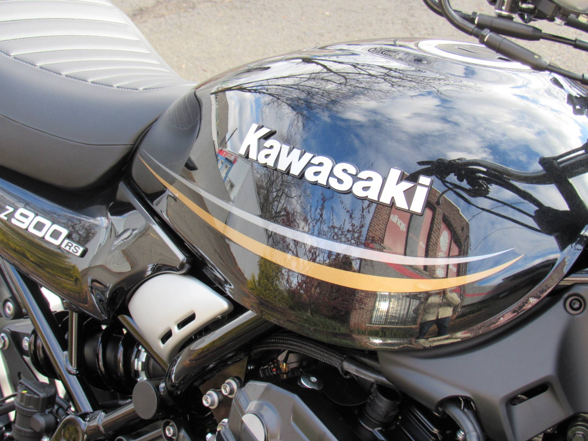 2018 Kawasaki Z900RS in New Haven, Connecticut - Photo 16