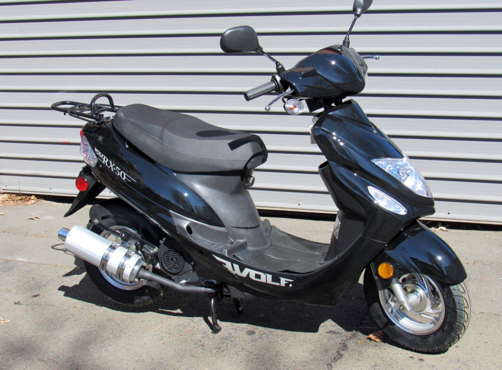 2019 Wolf Brand Scooters RX 50 in New Haven, Connecticut - Photo 1