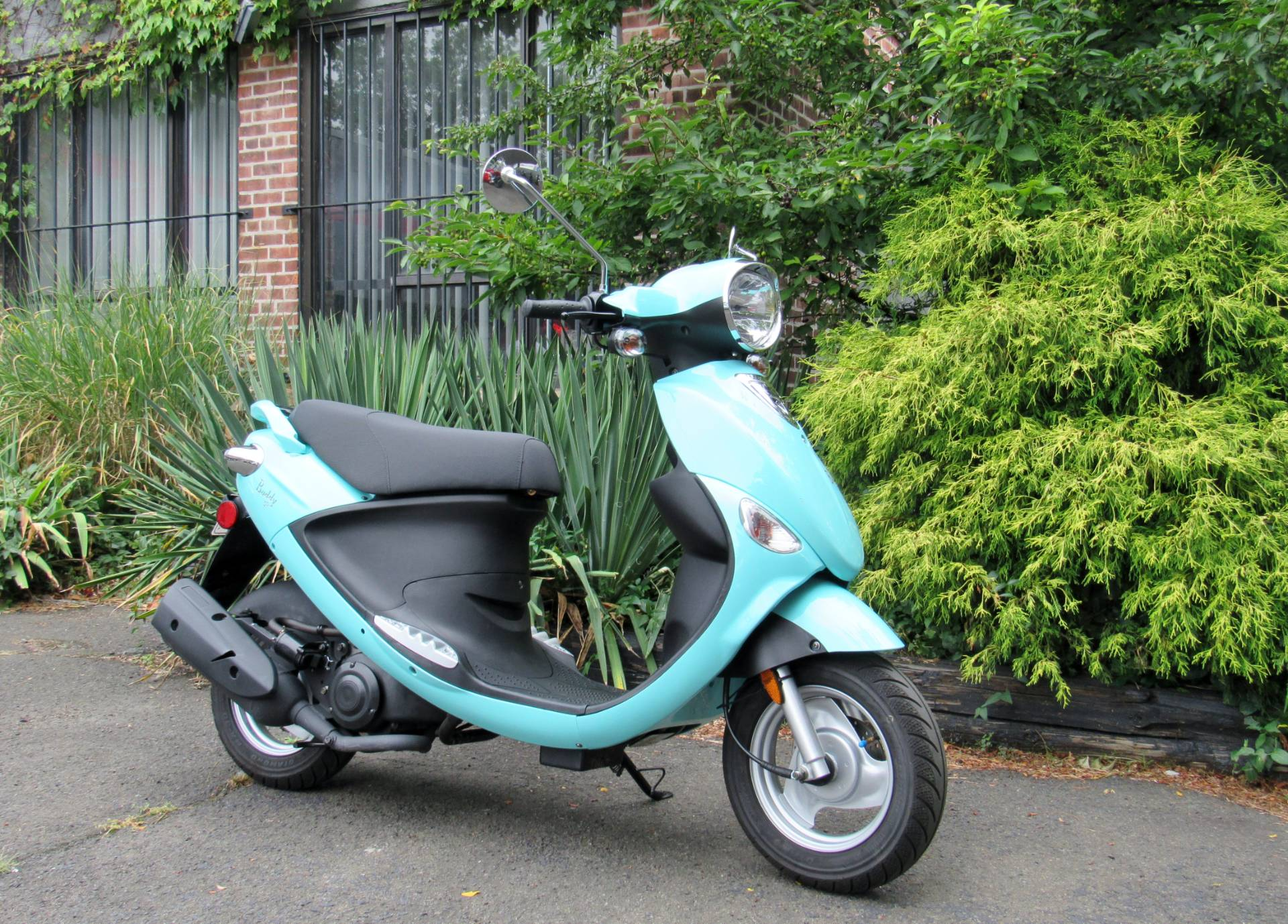 2018 Genuine Scooters Buddy 50 in New Haven, Connecticut - Photo 2