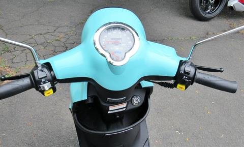 2018 Genuine Scooters Buddy 50 in New Haven, Connecticut - Photo 8