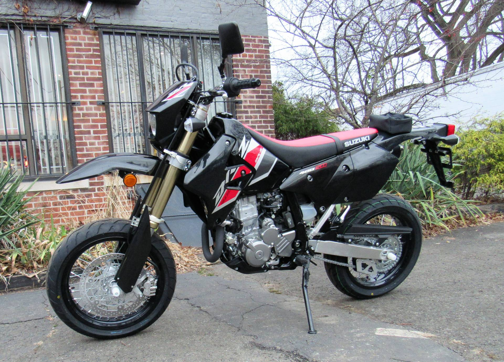 2021 Suzuki DR-Z400SM in New Haven, Connecticut - Photo 1