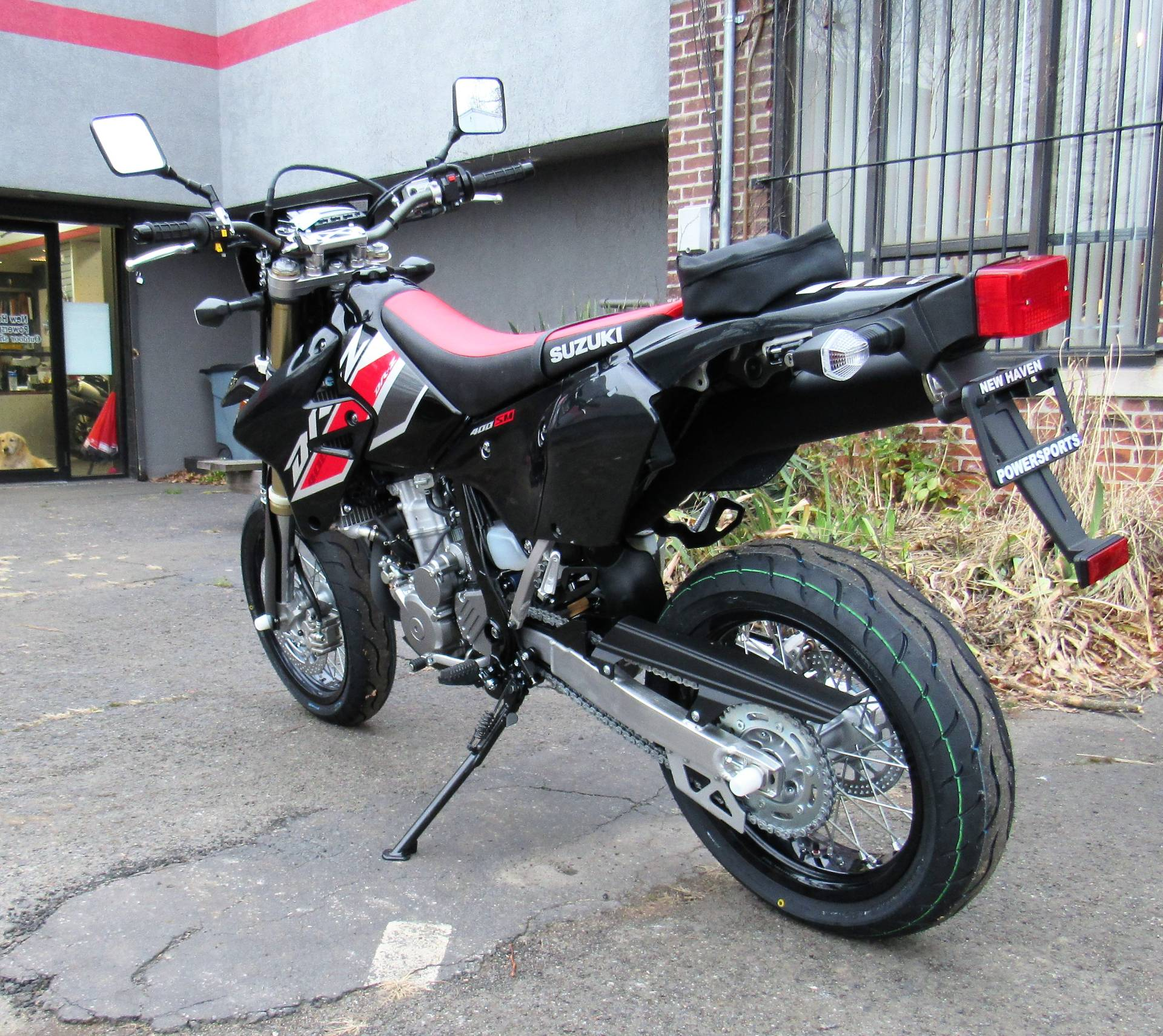 2021 Suzuki DR-Z400SM in New Haven, Connecticut - Photo 4