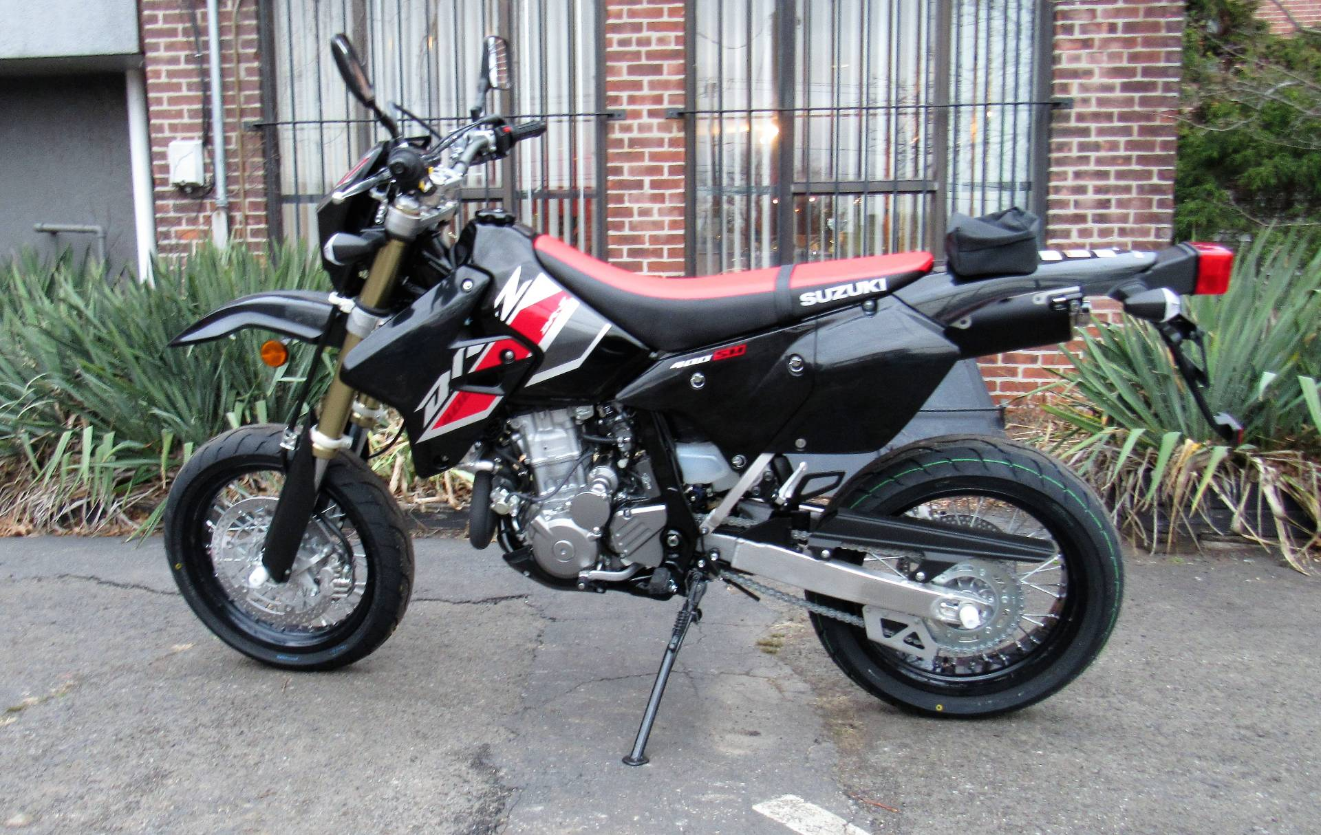 2021 Suzuki DR-Z400SM in New Haven, Connecticut - Photo 2