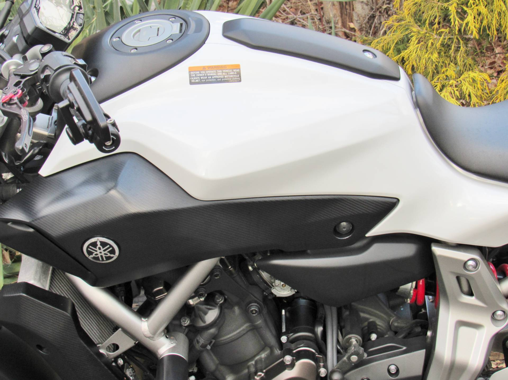 2015 Yamaha FZ-07 in New Haven, Connecticut