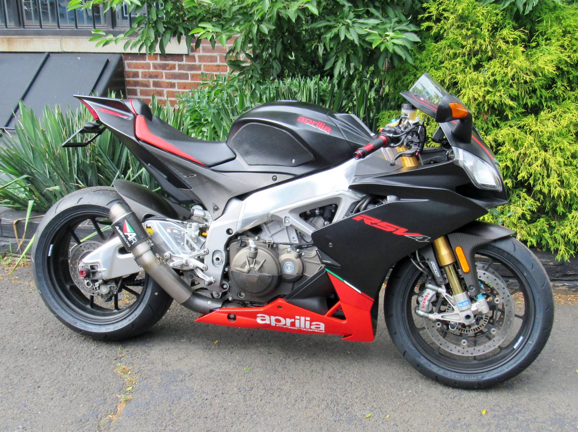 2014 Aprilia RSV4 Factory APRC ABS in New Haven, Connecticut