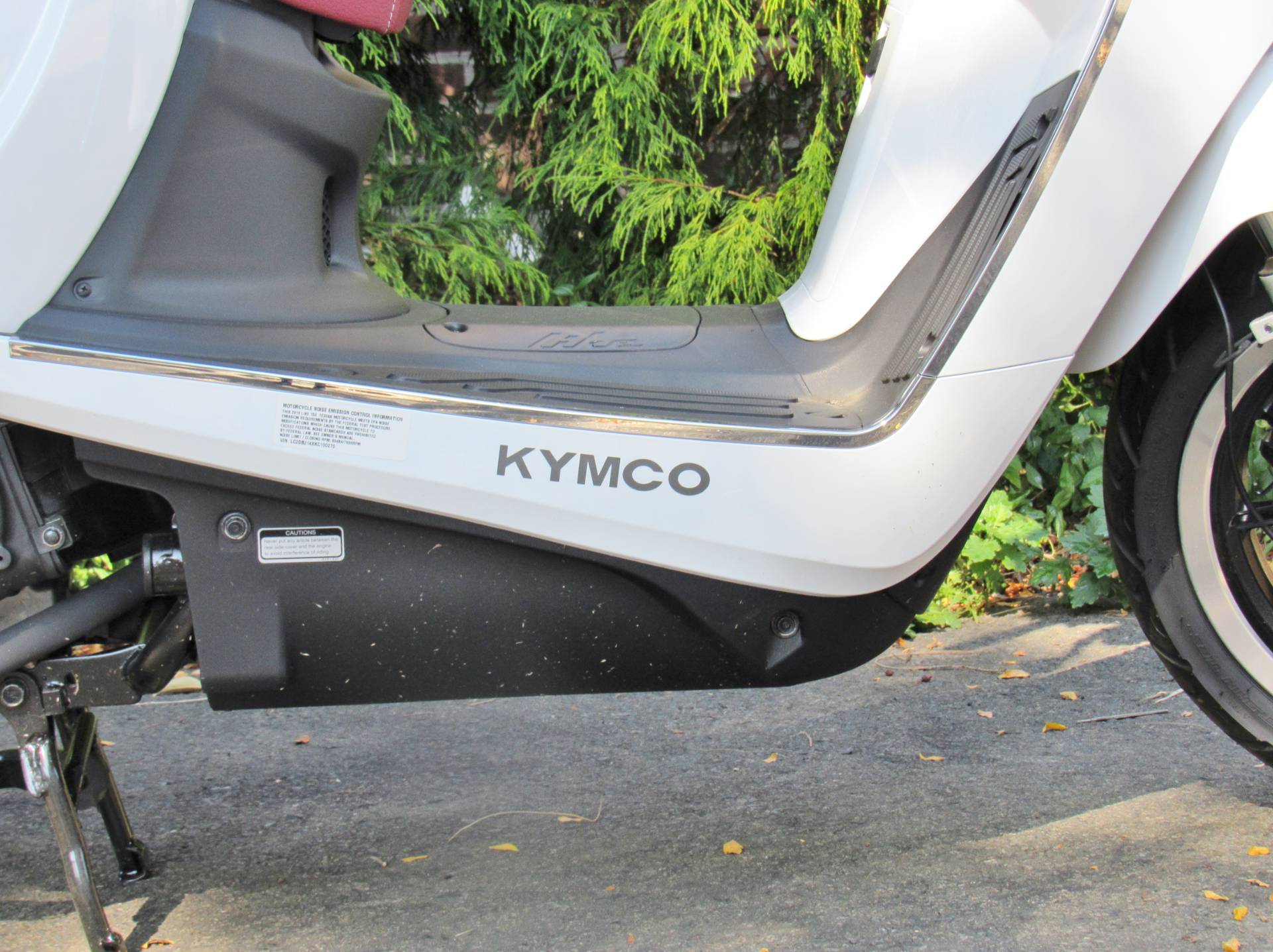 2019 Kymco Like 150i ABS Noodoe in New Haven, Connecticut - Photo 8