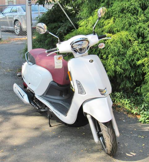 2019 Kymco Like 150i ABS Noodoe in New Haven, Connecticut - Photo 2