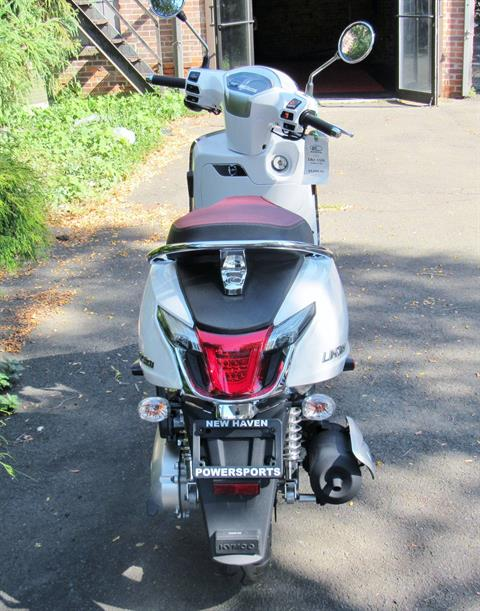 2019 Kymco Like 150i ABS Noodoe in New Haven, Connecticut - Photo 4