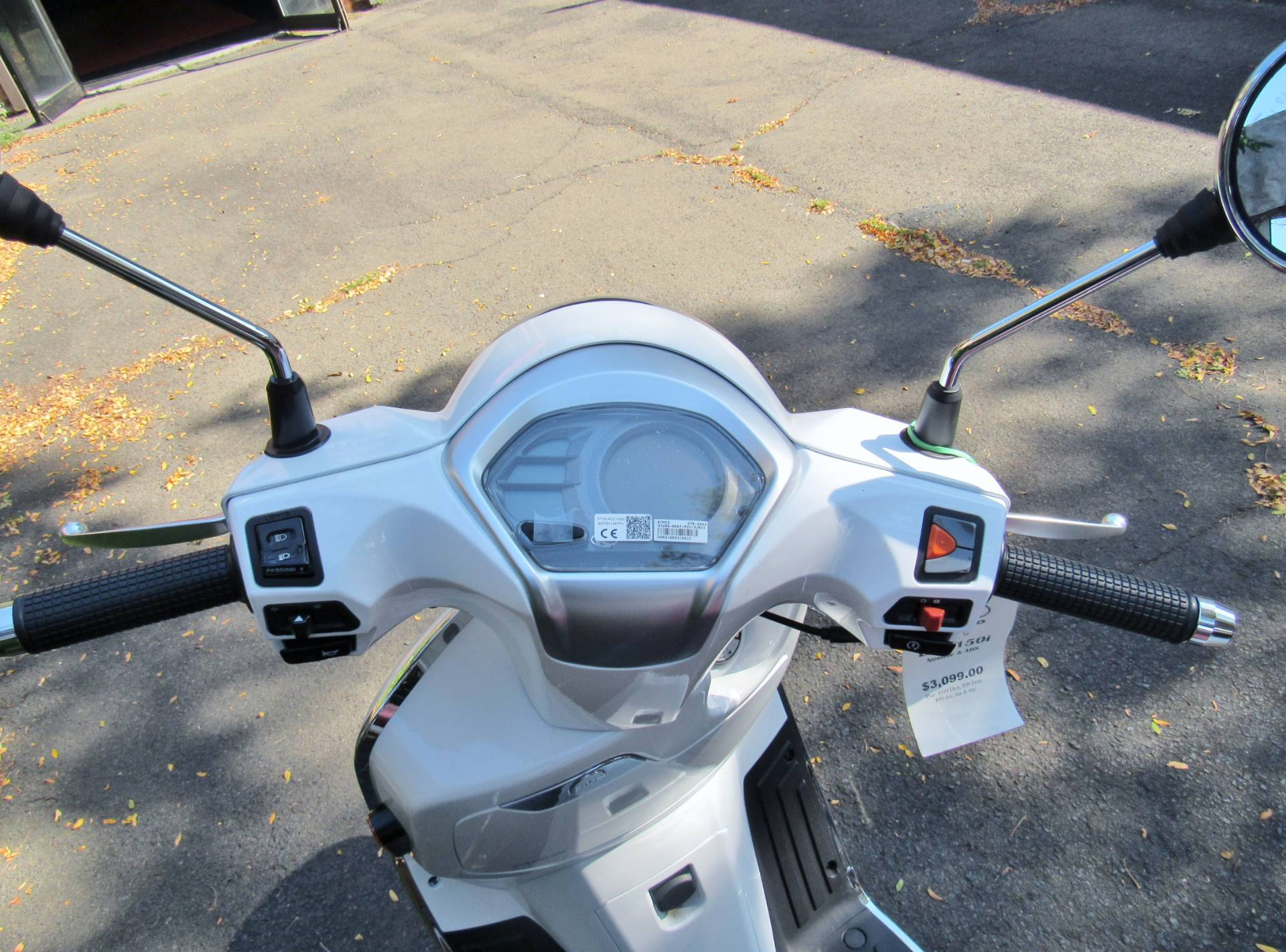 2019 Kymco Like 150i ABS Noodoe in New Haven, Connecticut - Photo 6