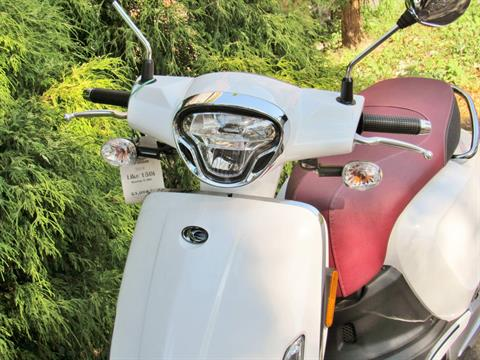 2019 Kymco Like 150i ABS Noodoe in New Haven, Connecticut - Photo 5