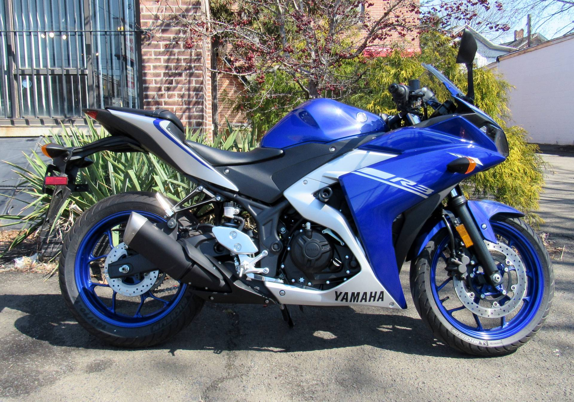 2017 Yamaha Yzf R3 In New Haven Connecticut