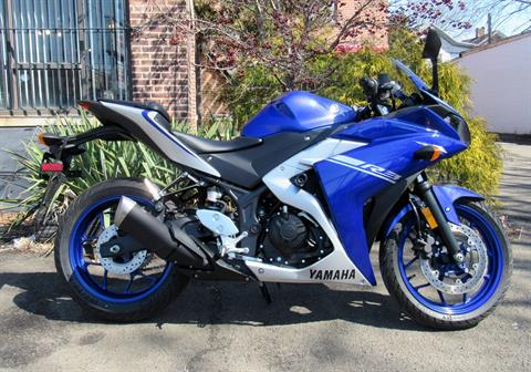 2017 Yamaha YZF-R3 in New Haven, Connecticut