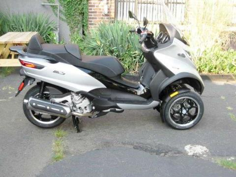 2016 Piaggio MP3 500 SPORT ABS in New Haven, Connecticut